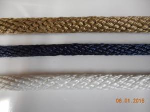 špiralno pletene vrvi - skupina 3000